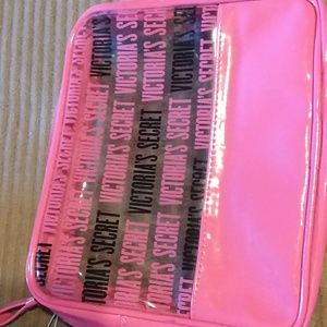 VS Pink Makeup Bag